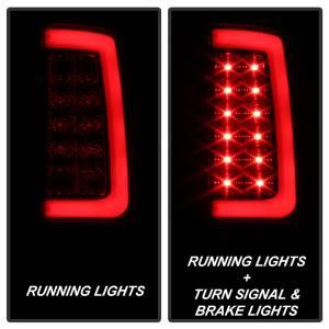 Spyder Auto - Version 2 LED Tail Lights 5084750 - Image 2