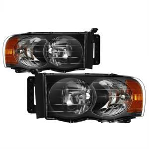Spyder Auto - Crystal Headlights 5014313