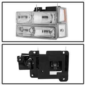 Spyder Auto - XTune Headlights 5069535 - Image 2