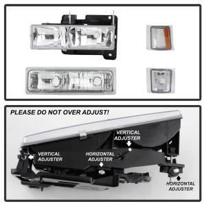 Spyder Auto - XTune Headlights 5069535 - Image 5