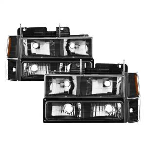 Spyder Auto - XTune Headlights 5072221