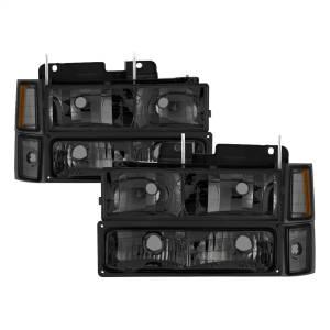 Spyder Auto - XTune Headlights 5072238