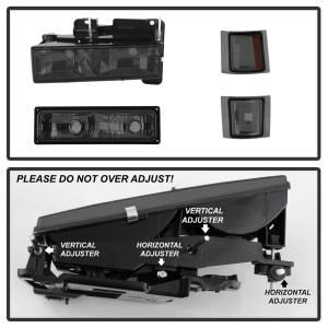 Spyder Auto - XTune Headlights 5072238 - Image 4