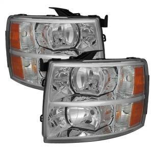 Spyder Auto - XTune Crystal Headlights 5076984
