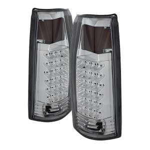 Spyder Auto - XTune LED Tail Lights 9022432