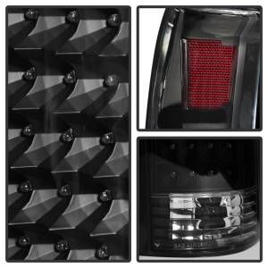 Spyder Auto - XTune LED Tail Lights 9022449 - Image 2