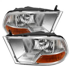 Spyder Auto - XTune Crystal Headlights 9022937