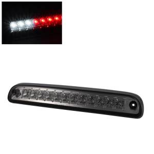 Exterior Lighting - Third Brake Light Assembly - Spyder Auto - XTune 3rd Brake Light 9025686