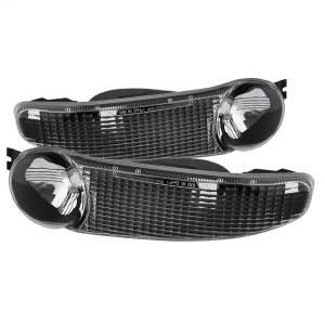Exterior Lighting - Bumper Light Assembly - Spyder Auto - XTune Bumper Lights 9027079
