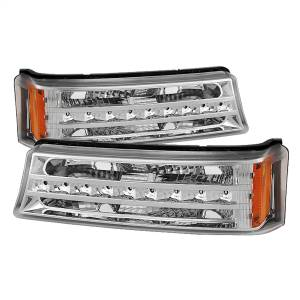 Spyder Auto - XTune LED Bumper Lights 9027499