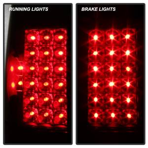Spyder Auto - XTune LED Tail Lights 9027642 - Image 4