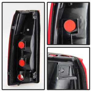 Spyder Auto - XTune LED Tail Lights 9028779 - Image 2