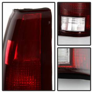 Spyder Auto - XTune LED Tail Lights 9028786 - Image 2