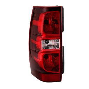 Exterior Lighting - Tail Light - Spyder Auto - XTune Tail Light 9028854