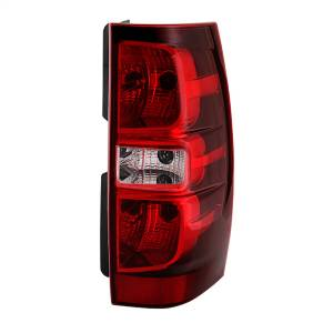 Exterior Lighting - Tail Light - Spyder Auto - XTune Tail Light 9028861