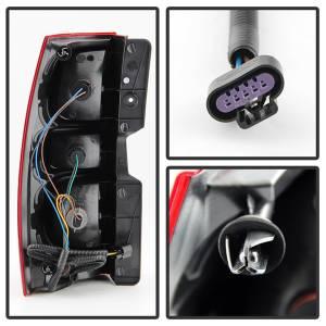 Spyder Auto - XTune Tail Light 9028861 - Image 4