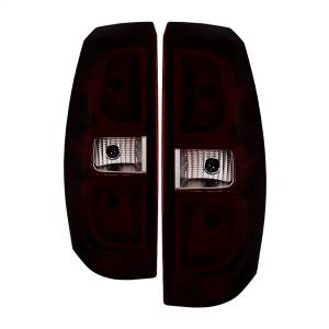 Spyder Auto - XTune LED Tail Lights 9031854