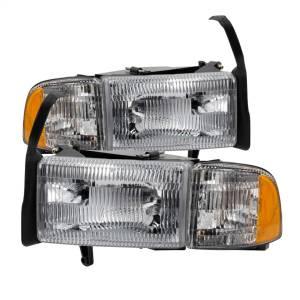 Spyder Auto - XTune Headlights 9032141