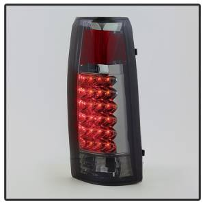 Spyder Auto - XTune LED Tail Lights 9032752 - Image 2
