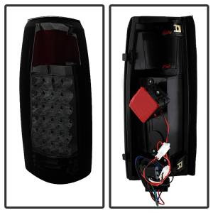 Spyder Auto - XTune LED Tail Lights 9032752 - Image 5