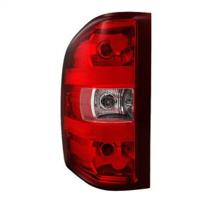 Spyder Auto - XTune Tail Light 9033087