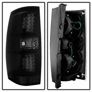 Spyder Auto - XTune LED Tail Lights 9033926 - Image 4