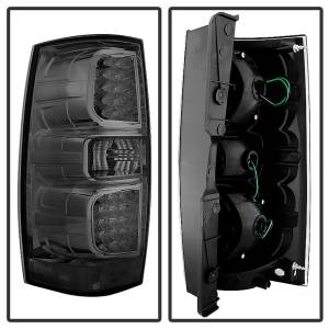 Spyder Auto - XTune LED Tail Lights 9033933 - Image 2
