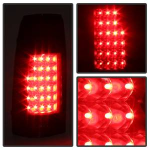 Spyder Auto - XTune LED Tail Lights 9034459 - Image 2