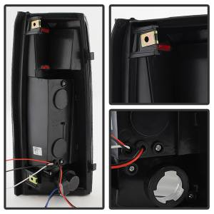 Spyder Auto - XTune LED Tail Lights 9034459 - Image 4