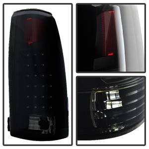 Spyder Auto - XTune LED Tail Lights 9034459 - Image 5