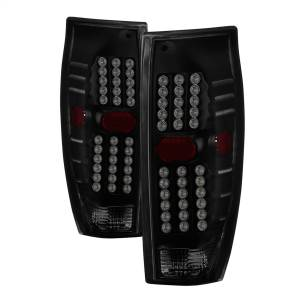 Spyder Auto - XTune LED Tail Lights 9036842