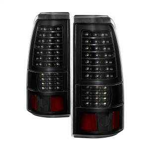 Spyder Auto - XTune LED Tail Lights 9037634