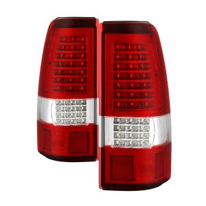 Spyder Auto - XTune LED Tail Lights 9037665