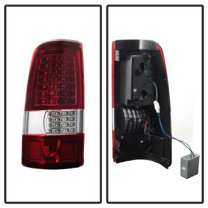 Spyder Auto - XTune LED Tail Lights 9037665 - Image 6