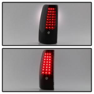 Spyder Auto - XTune Version 2 LED Tail Lights 9038471 - Image 2
