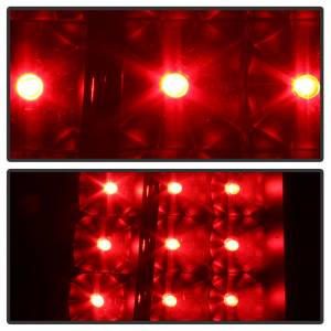 Spyder Auto - XTune Version 2 LED Tail Lights 9038471 - Image 3