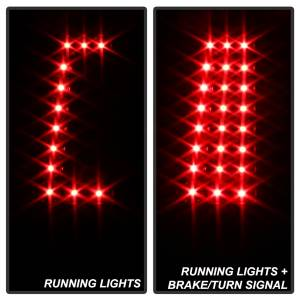 Spyder Auto - XTune Version 2 LED Tail Lights 9038471 - Image 6