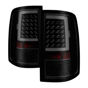 Spyder Auto - XTune Tail Lights 9038488