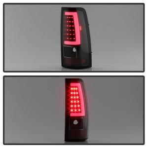 Spyder Auto - XTune Version 3 Light Bar LED Tail Lights 9038761 - Image 8