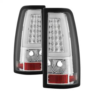 Spyder Auto - XTune Version 3 Light Bar LED Tail Lights 9038785