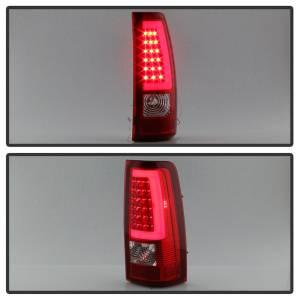 Spyder Auto - XTune Version 3 Light Bar LED Tail Lights 9038792 - Image 2