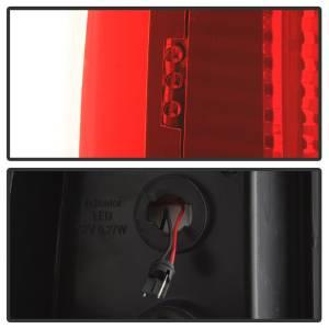 Spyder Auto - XTune Version 3 Light Bar LED Tail Lights 9038792 - Image 6