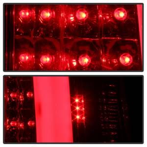 Spyder Auto - XTune Version 3 Light Bar LED Tail Lights 9038792 - Image 9