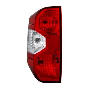 Spyder Auto - XTune Tail Light 9039539
