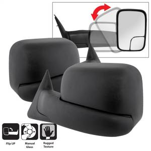 Spyder Auto - XTune Door Mirror Set 9935749