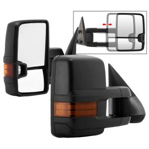 Mirror - Door Mirror Set - Spyder Auto - XTune Door Mirror Set 9936661