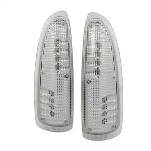 Spyder Auto - XTune LED Door Mirror Signal Lens 9924712