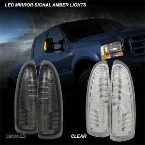 Spyder Auto - XTune LED Door Mirror Signal Lens 9924712 - Image 2