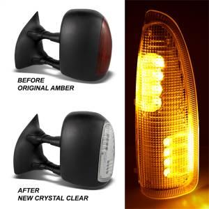 Spyder Auto - XTune LED Door Mirror Signal Lens 9924712 - Image 3