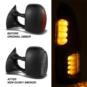 Spyder Auto - XTune LED Door Mirror Signal Lens 9924729 - Image 2